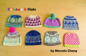 colorwork hats