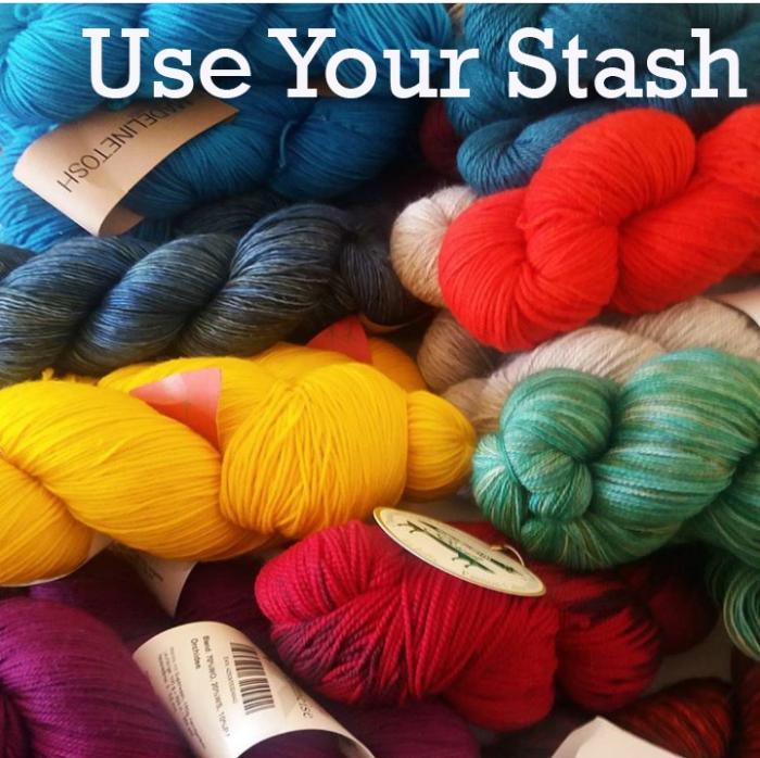 use your stash